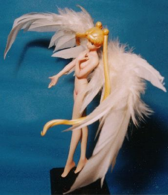 Finest Naked Sailor Moon Pic HD